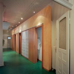 Herion Architekten - Umbau einer Wohnung in eine Arztpraxis