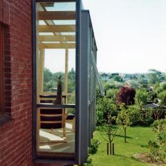 Herion Architekten - Wintergartenanbau